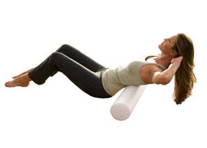 How to use a foam roller | Sportsister
