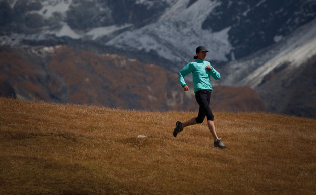 Style file: Run for the hills