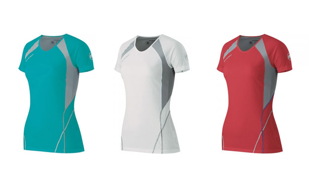 Tried and tested: Mammut Aelectra T-Shirt Women