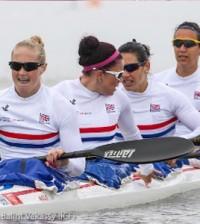 Sprint Canoeing: British women take bronze at world cup