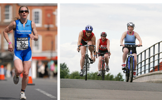 Sprint triathlon training plan